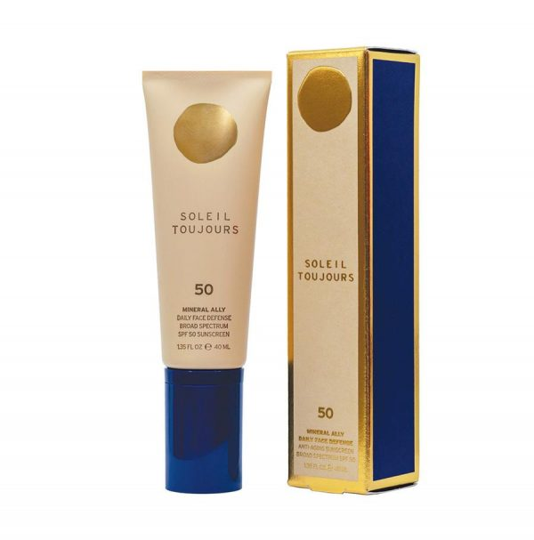 MINERAL ALLY DAILY FACE DEFENSE SPF 50